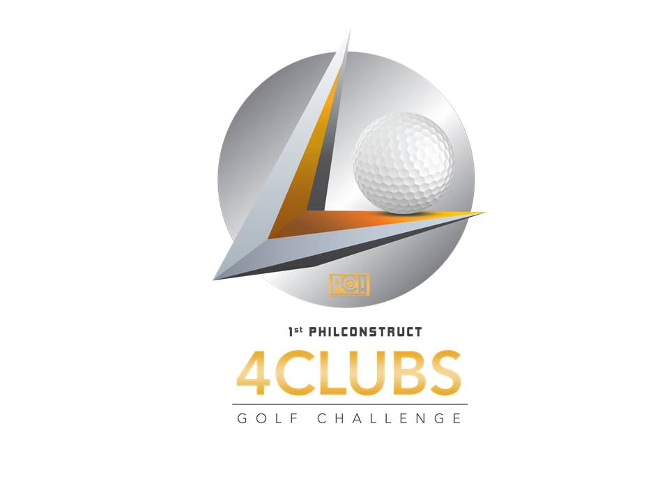 Philconstruct 4 Clubs Final Logo